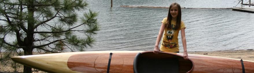 Summer Kayaking on Lake Coeur d'Alene