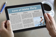 Love of Idaho Daily (Online Newspaper) Coeur d'Alene, Sandpoint, Kellogg, Post Falls, Rathdrum