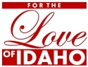 Love of Idaho logo