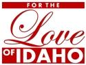 Love of Idaho logo