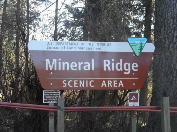 Mineral Ridge Hike