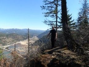 View toward Silver Valley