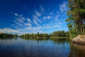 Lake CDA in Coeur d'Alene, ID