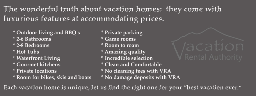 vacation rentals managers, property management, vacation cda, vacation coeur dalene, cda vacations
